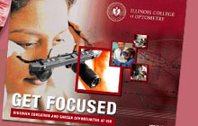 Illinois College of Optometry – Get Focused