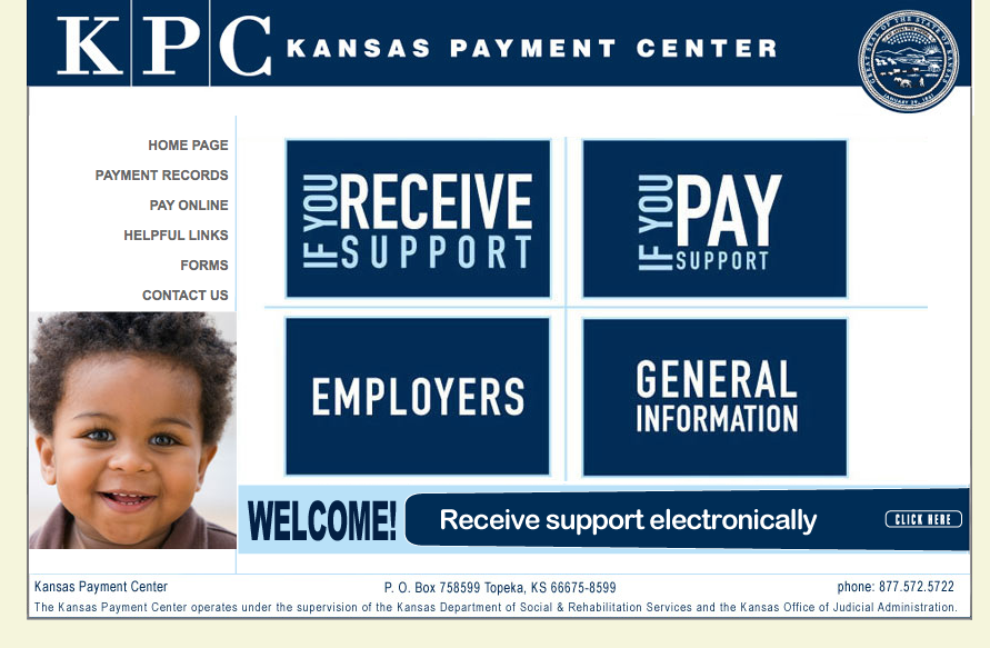Kansas Pay Center