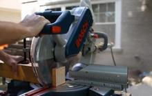 Bosch – 5312 Miter Saw