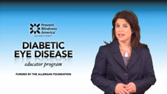 Diabetic Eye Disease Learning Center