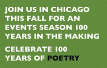 Poetry Foundation Web Ads