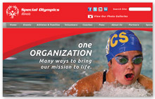 Special Olympics Illinois Website