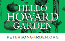 Hello Howard Garden Gateway