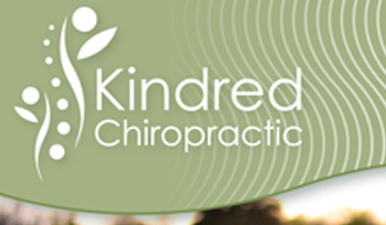 Kindred Chiropractic Rack Cards