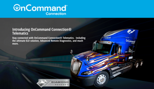 Navistar Connected Services Sweepstakes Landing Page