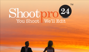 Shootpro24's Website Copy and Trade Show Booth