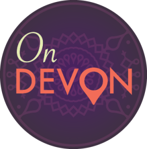on devon logo, devon business